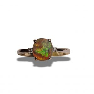 Opal ring for sale | Old Timers Mine