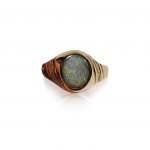 Opal gold ring for sale   Old Timers Mine
